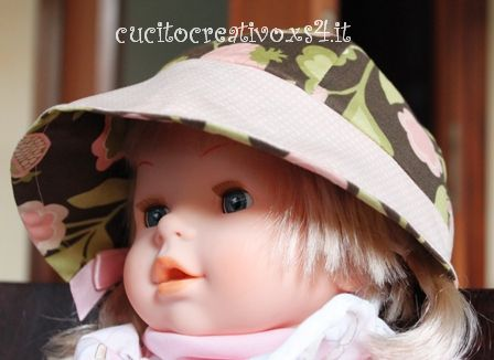 cappello per bimba 1