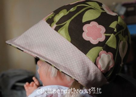cappello per bimba 2