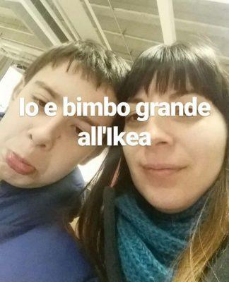 Viaggio all'Ikea con dodicenne