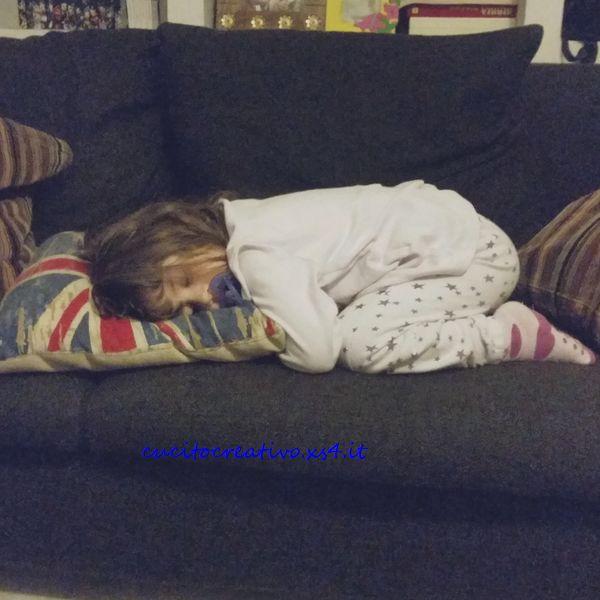Linda dorme