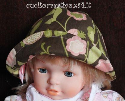 cappello per bimba 3