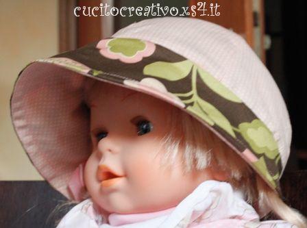 cappello per bimba 4