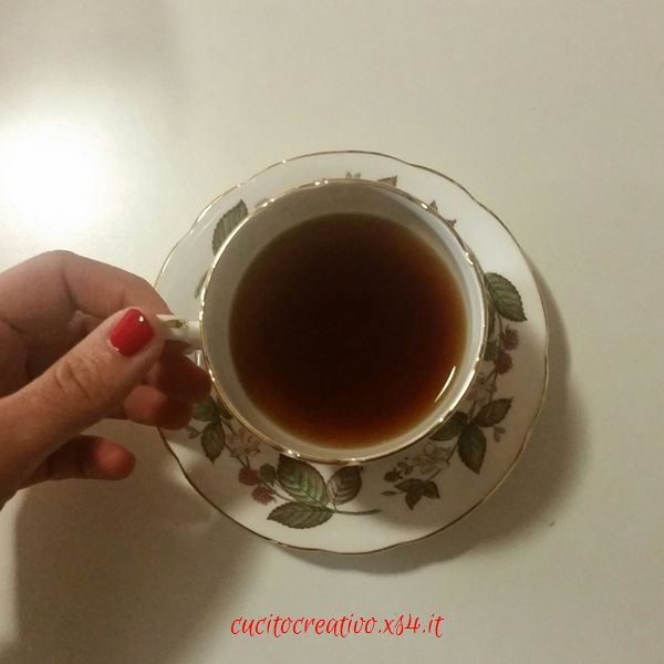la mia tazza